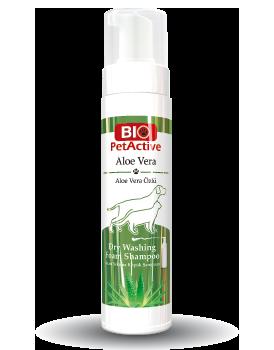 Aloe Vera Dry Washing Foam Shampoo 200ml