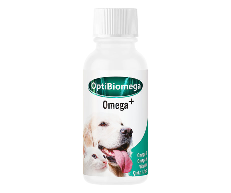 Optibiomega Omega+ 100ml