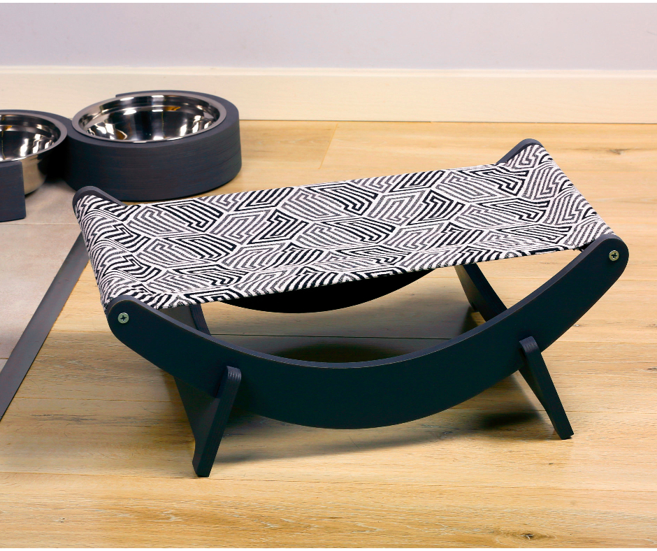 Hammock Pet Bed 50*35cm Gray