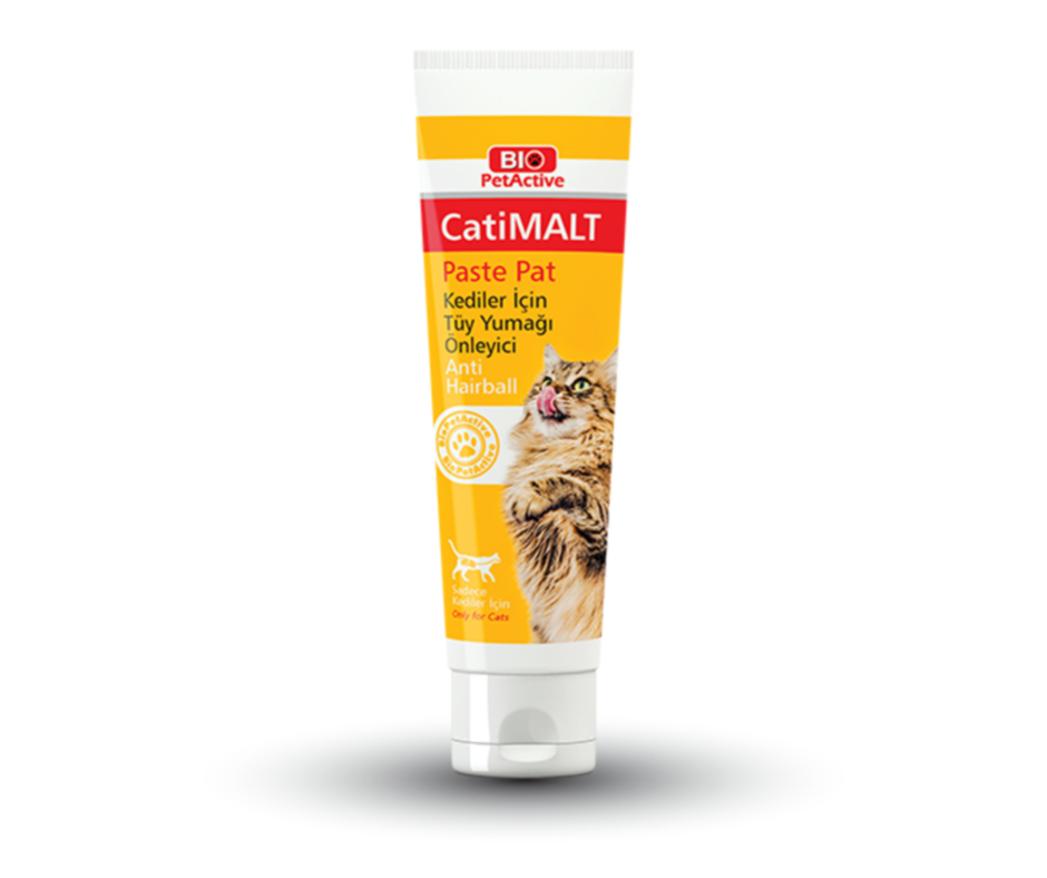 CatiMalt Hairball Remedy For Cats 100ml