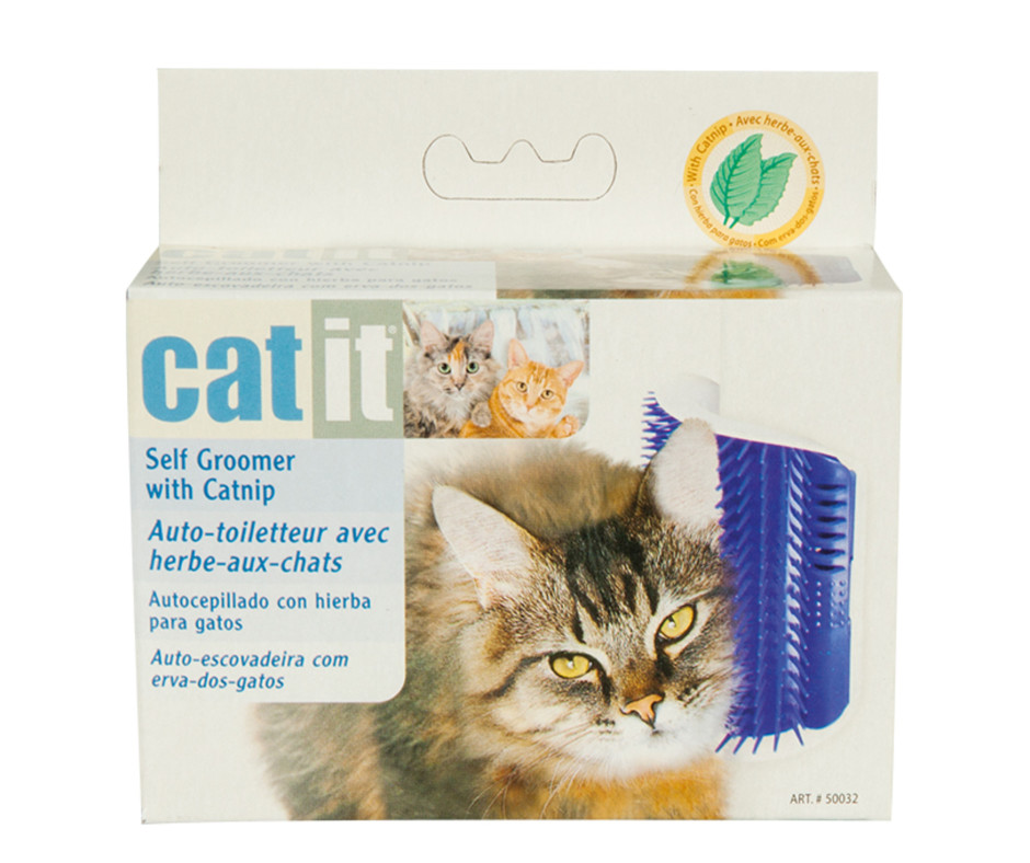Catit Self Groomer with Catnip ZH-006