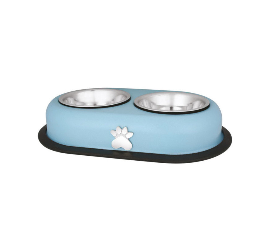 Paw Food & Water Bowl