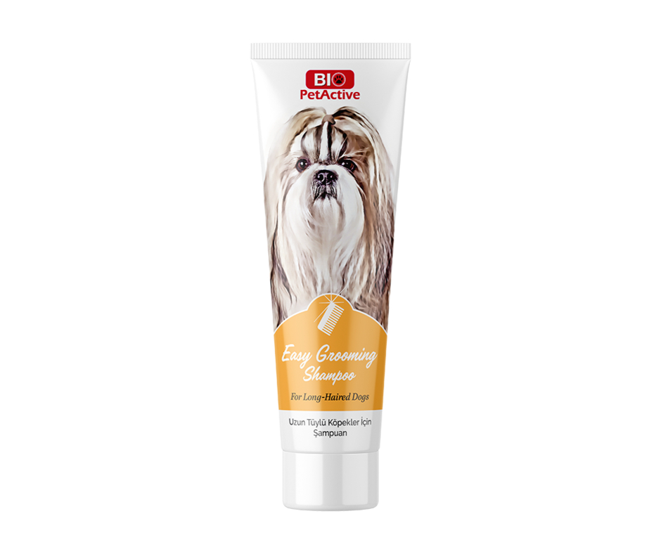 Easy Grooming Shampoo 250ml for Long Haired Dogs