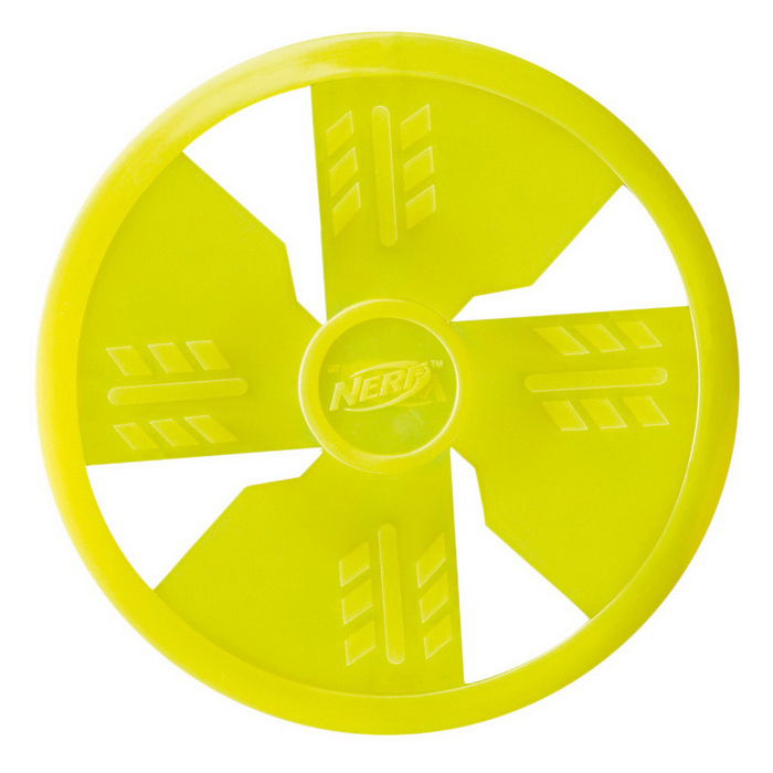 NERF Rubber Floating Frisbee 25.4 cm 1