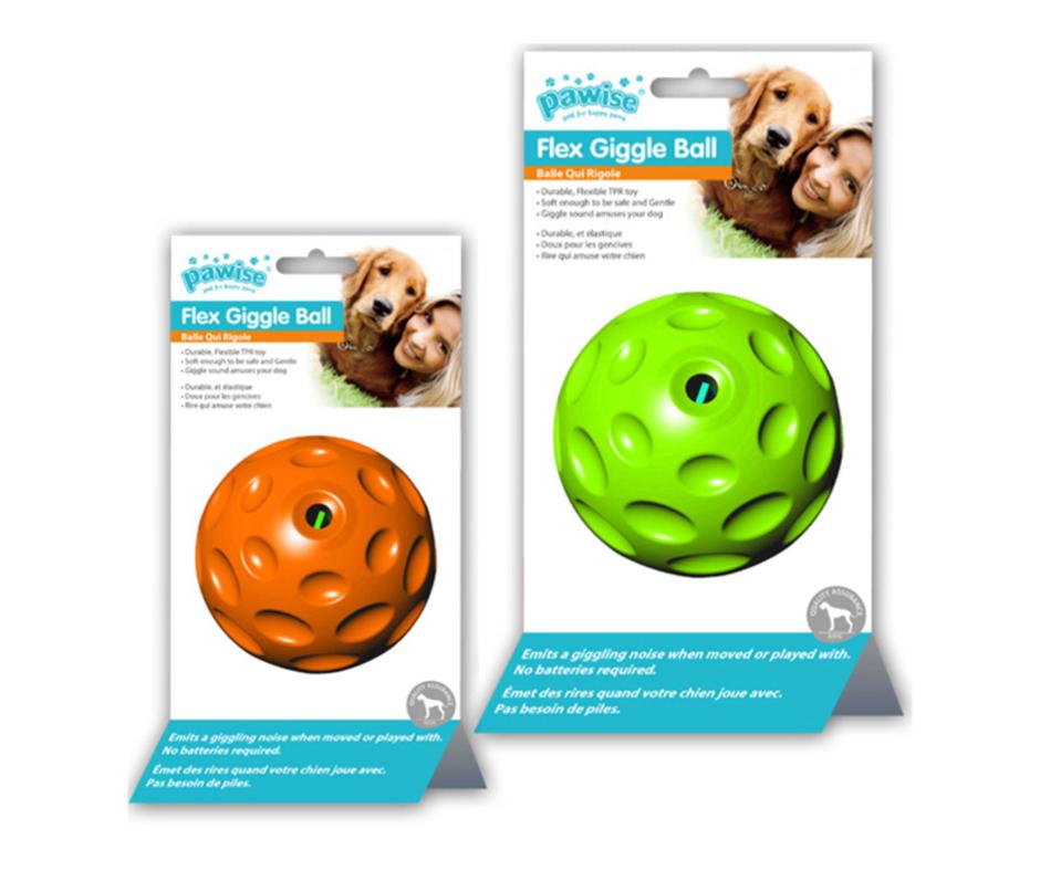 Flex Giggle Ball 7cm