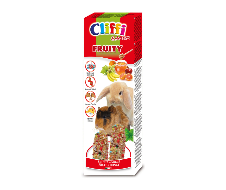 Stick Food for Rodents Fruity 110g