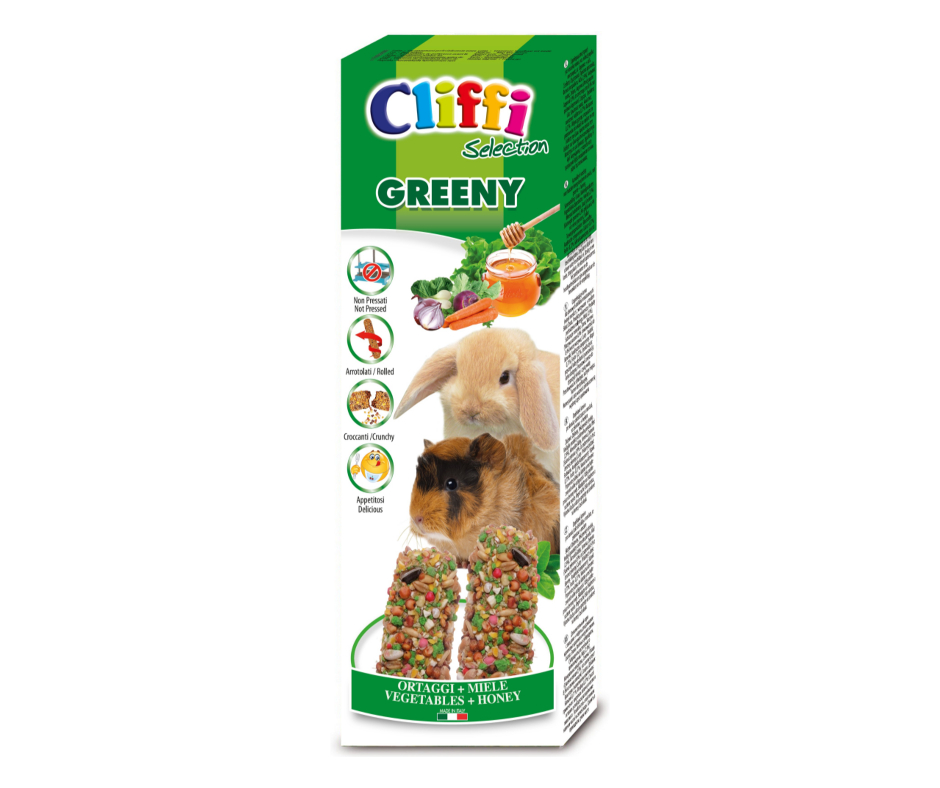 Stick Food for Rodents Greeny 110g