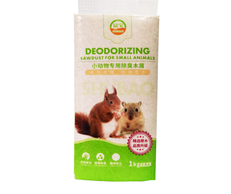 Shubao Rodent & Reptile Chips 15L