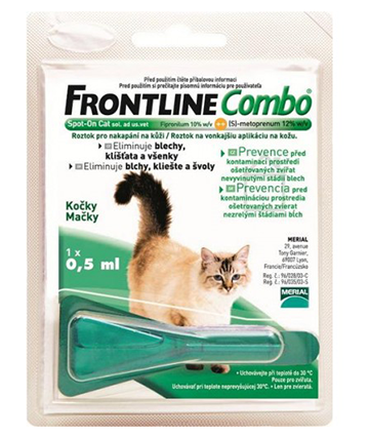 Image result for Frontline combo for cats