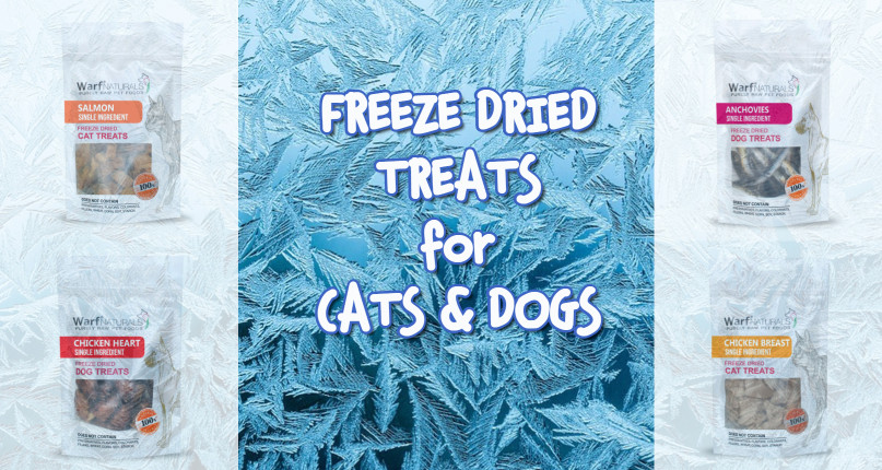 Freeze Dried Treats