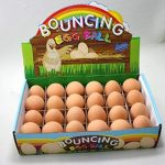 Bouncing Egg Ball