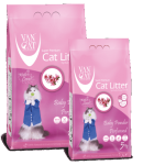 VanCat Bentonite Cat Litter Baby Talk Powder 5kg