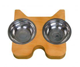 Bulldog Design Pet Bowl