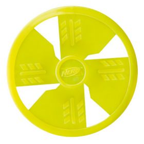 NERF Rubber Floating Frisbee 25.4 cm