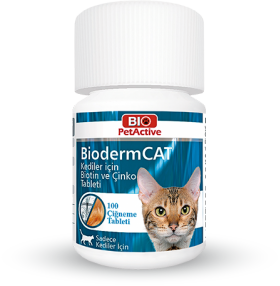 Biodermcat Biotin and Zinc Tablets