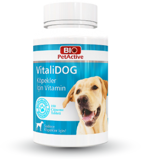 Vitalidog Multivitamin Tablets