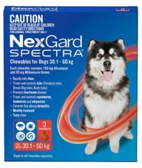 NEXGARD SPECTRA XL