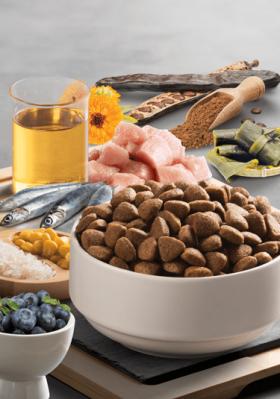 Bonacibo AdultDog Food Contents